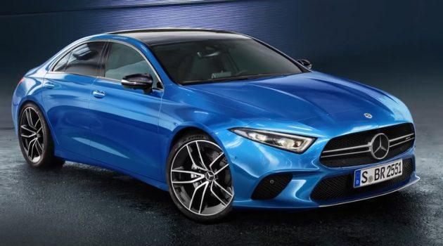 2020 Mercedes-Benz CLA 要来了?1月美国发表!