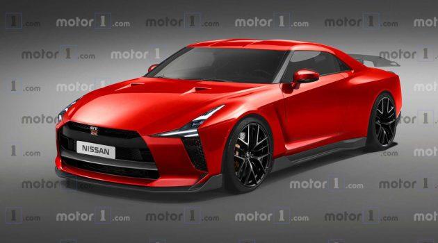 新一代东瀛战神! Nissan GT-R R36 长这样?