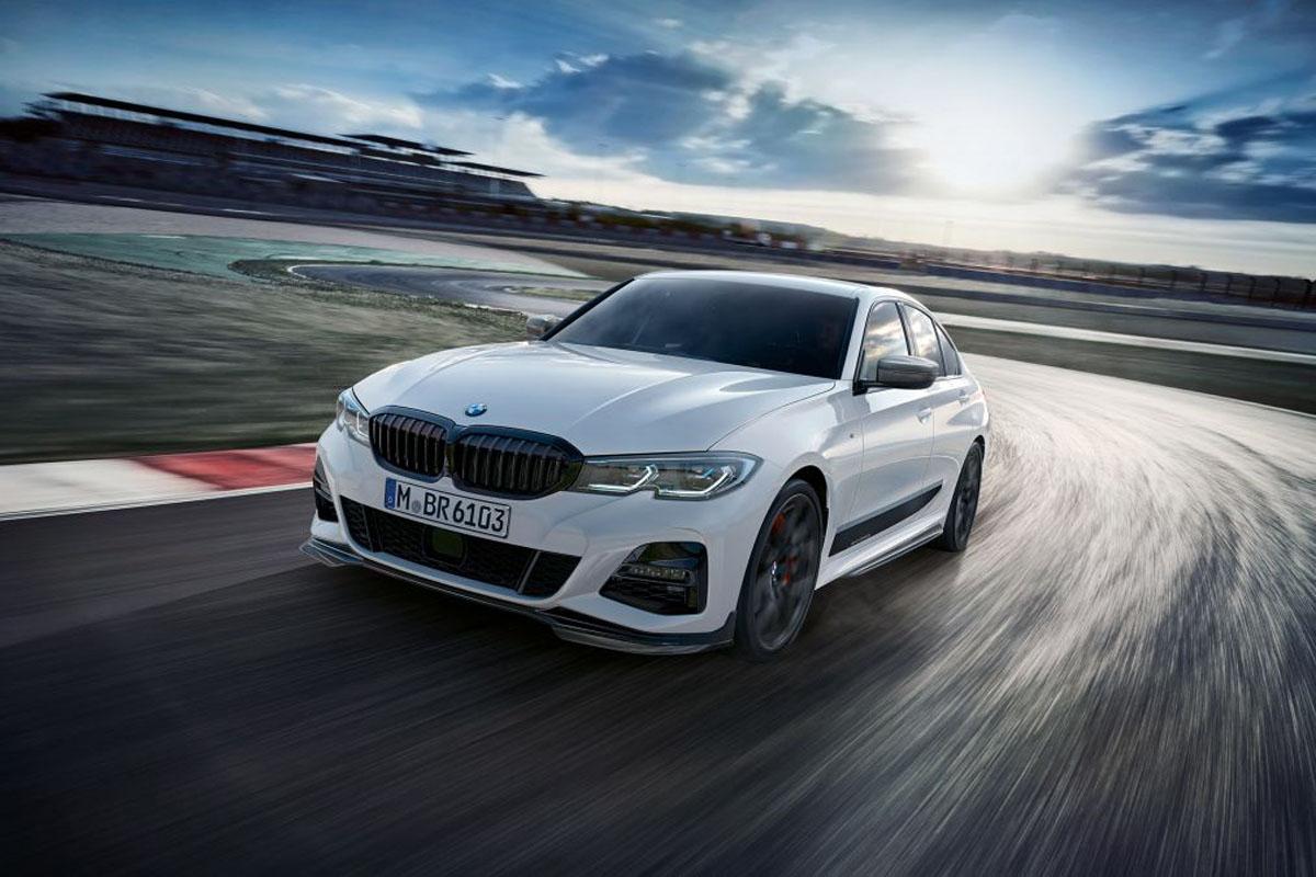 BMW M340i G20 将现身洛杉矶车展,最大马力374 Hp!