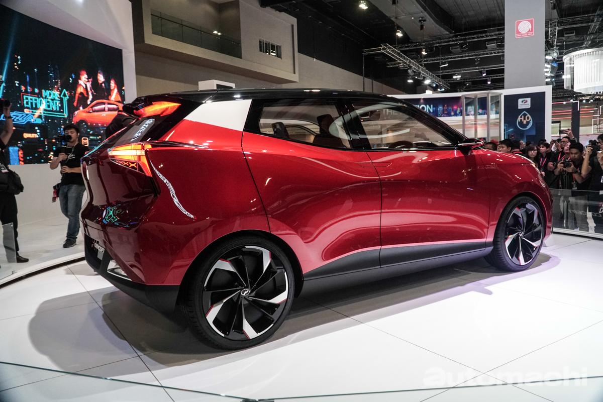 KLIMS 2018 : Perodua X Concept 概念车亮相车展!