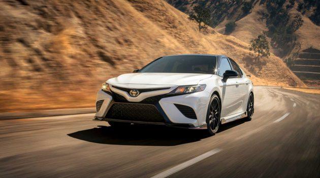 迈向运动化? Toyota Camry 计划导入 AWD 全驱系统!