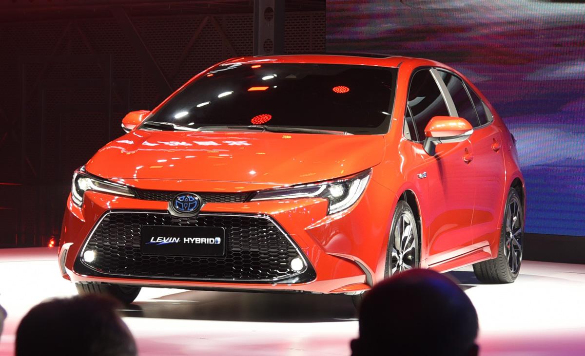广州车展: 2019 Toyota Corolla Sedan & Levin 正式发表!