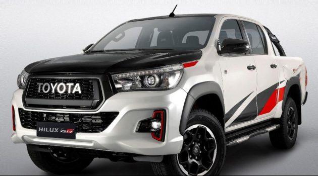 GAZOO Racing 最新作品, Toyota Hilux GR 巴西首秀!