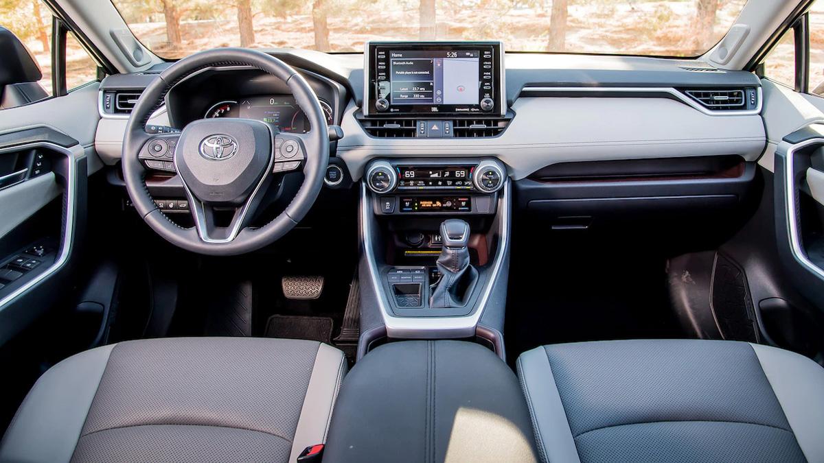 SUV 对决! 2019 Toyota RAV4 与 Honda CR-V 比一比!