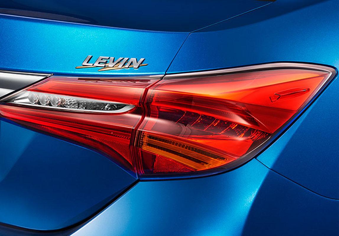 Toyota Levin 大改款广州车展发布,另一款 Toyota 优质房车!