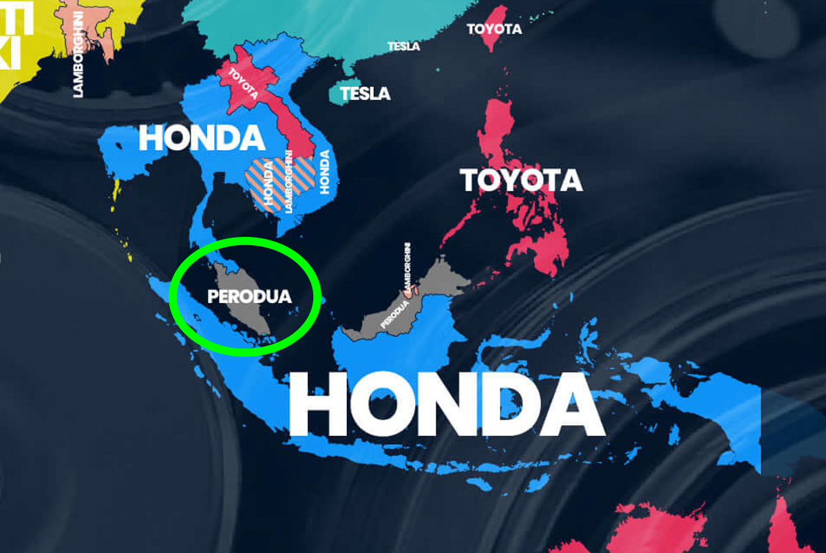 Toyota 荣登2018谷歌热搜汽车品牌,Honda 称霸东南亚!