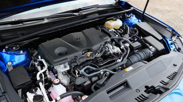 Toyota Camry XV70 Dynamic Force Engine 获得最佳引擎的肯定!