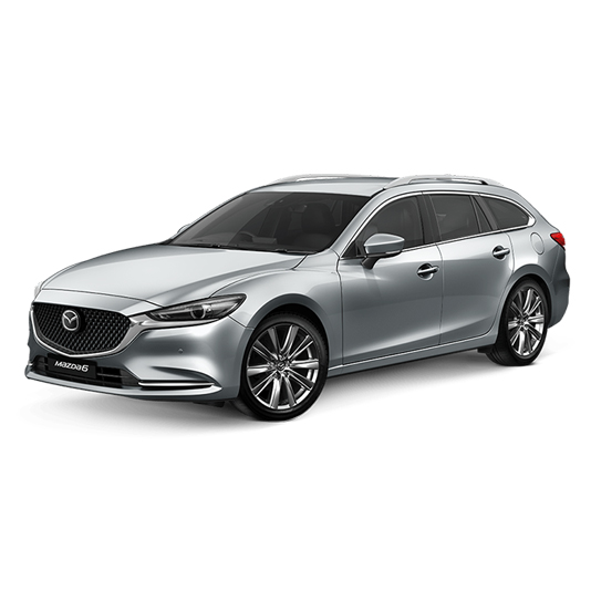 2018 Mazda6 2.5 SkyActiv-G Touring