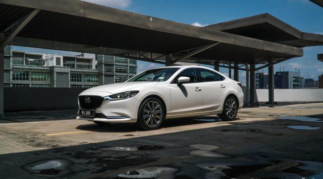 2018 Mazda6 Skyactiv-D 2.2 ,不说你会以为它是大改款!