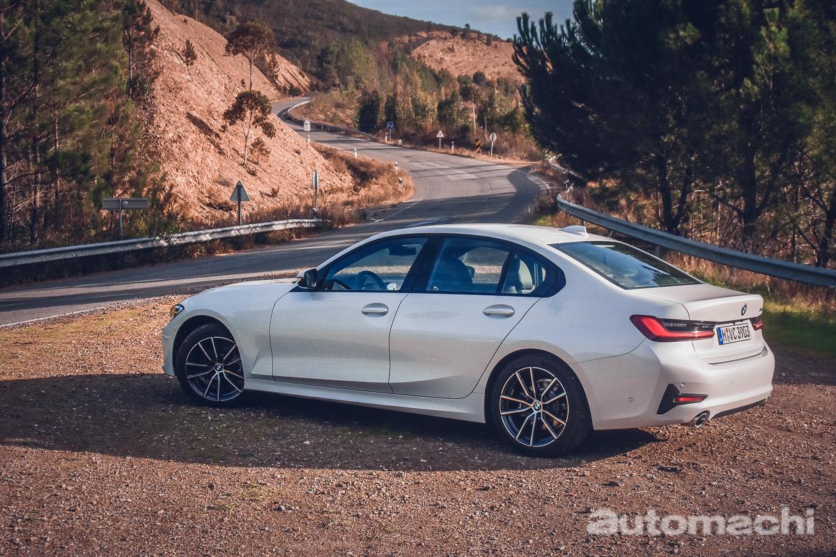 2019 BMW G20 3 Series 海外试驾,非一般的提升!