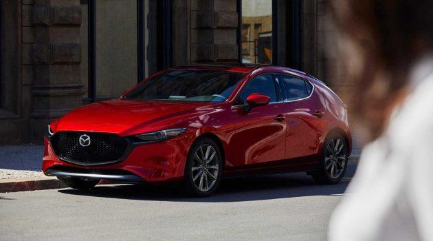 2019 Mazda3 美规动力配置出炉,2.0L Skyactiv-X 与 2.5L 引擎入列!