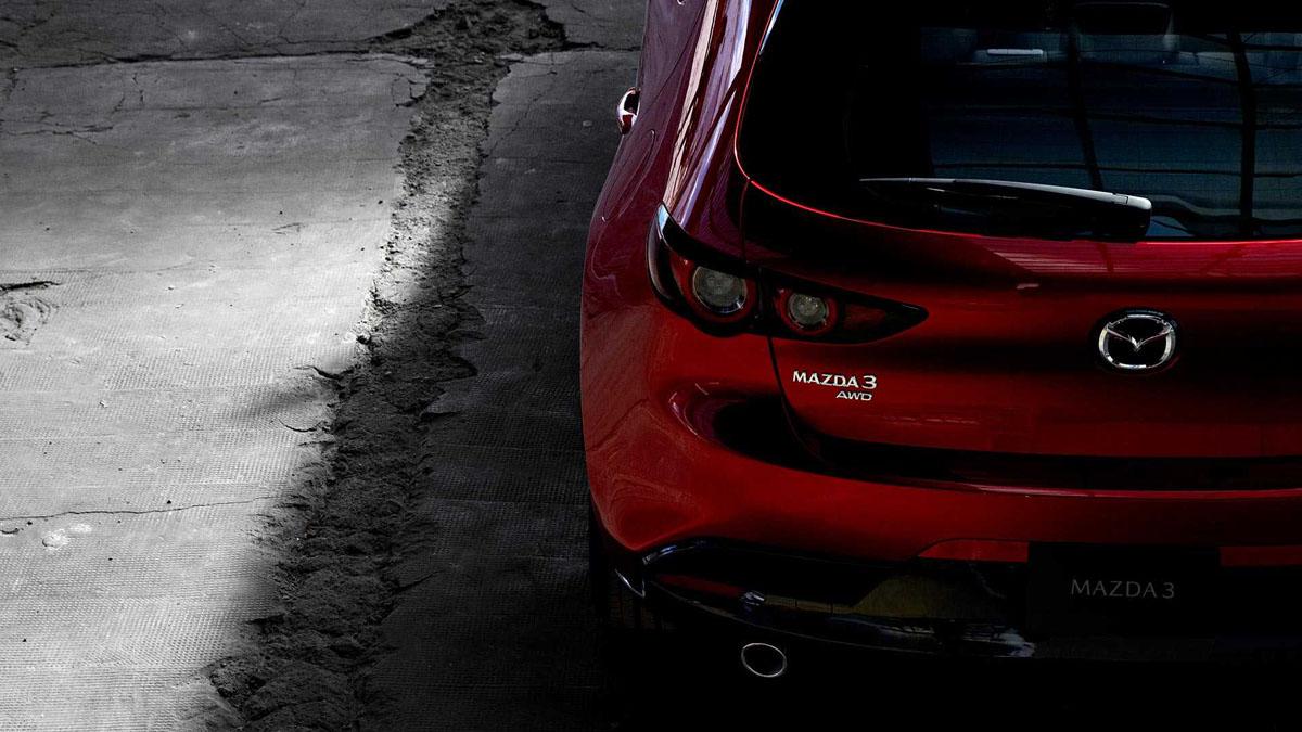 2019 Mazda3 将有全轮传动系统,进一步提升运动表现!
