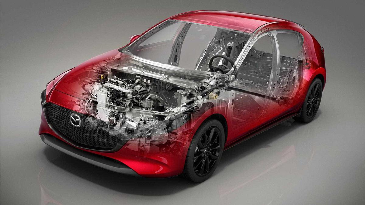 2019 Mazda3 正式出口,明年大马见?