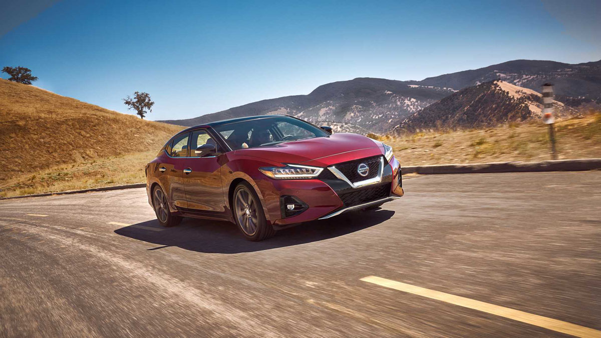 2019 Nissan Maxima 正式登场,安全性更进步!