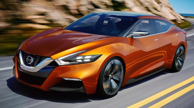 新一代 Nissan Sylphy 谍照曝光,设计更为运动化!