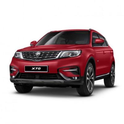 2018 Proton X70 1.8 TGDi Premium 2WD