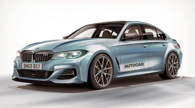 2020 BMW M3 更轻更帅,最大马力飙升至 465 hp !