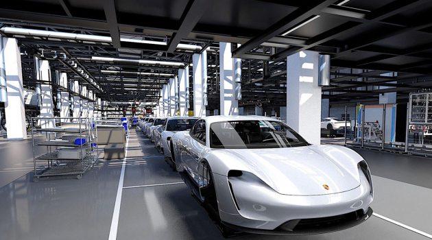 Porsche Taycan Turbo 将有3.5秒破百的惊人实力!