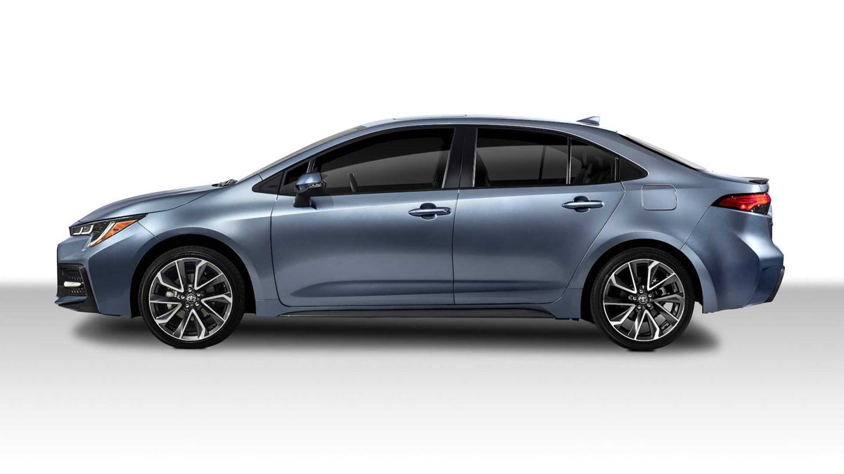2020 Toyota Corolla Sedan 详细规格公布,引擎种类超丰富!