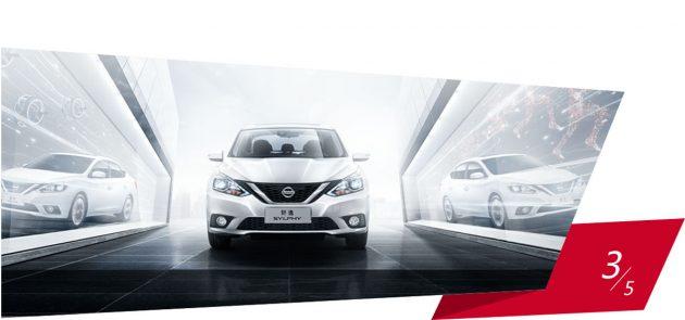 Nissan Sylphy ,一款本地不能买但是中国狂卖260万台的车型!