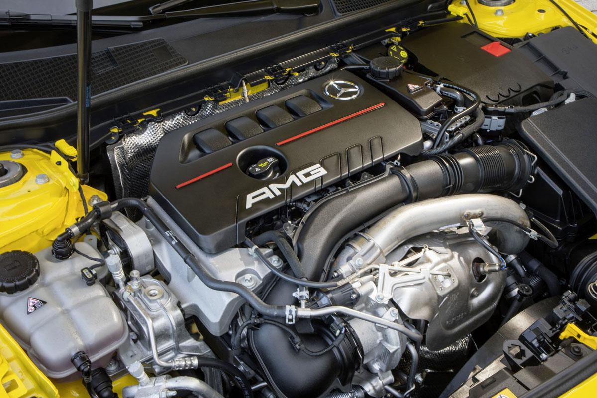 Mercedes-AMG A35 ,更多人负担得起的 AMG !