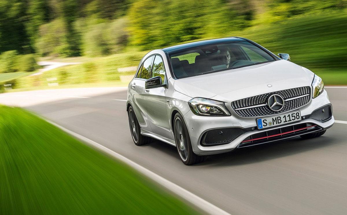 最超值二手车: Mercedes-Benz A200 W176 小改款