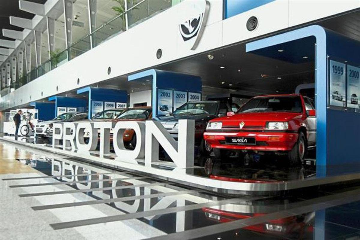 Proton 和 Geely 的历史:两家车厂结盟的故事(1)