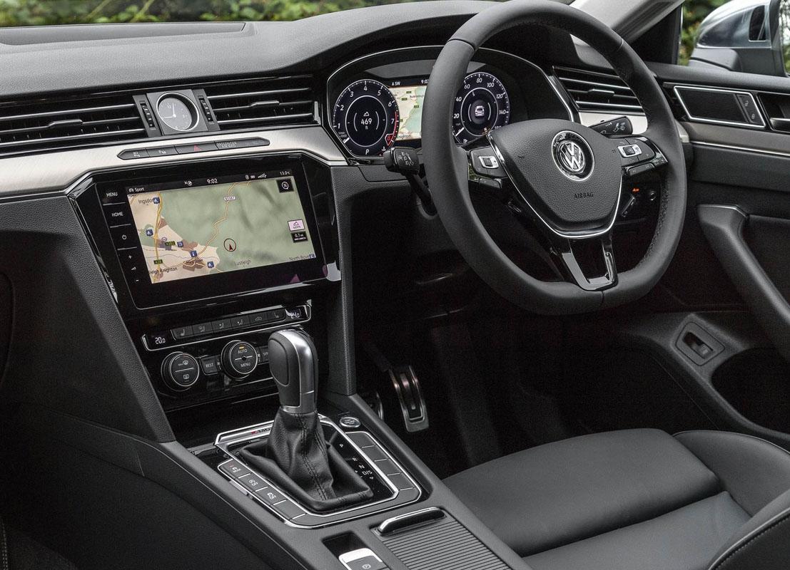 Volkswagen Arteon 确定引进我国!CC后继有人!