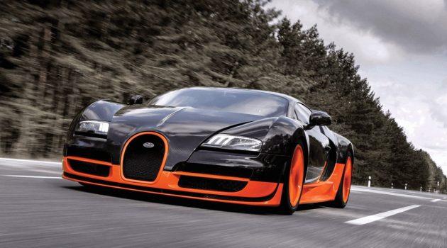 伤不起的维修费! Bugatti Veyron 维修清单释出!