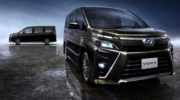 Toyota Voxy 大改款将登场?采用 TNGA 平台打造!