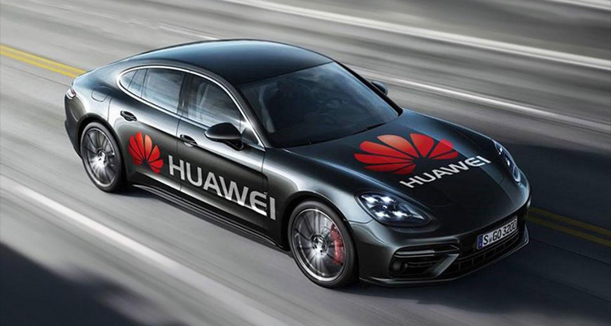 Huawei 也要造车?中国媒体表示 Huawei 汽车计划已经计划开跑!