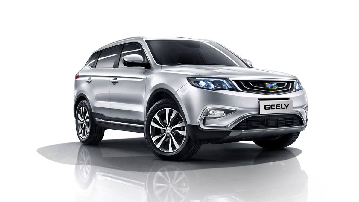 Geely Boyue 中国销量狂跌36.6%,原因是什么?