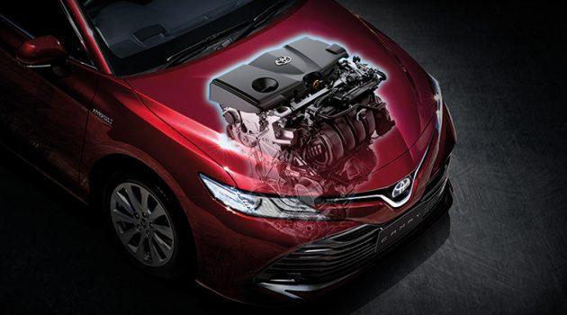 盘点全球热效率( Thermal Effciency )最高的量产车引擎!