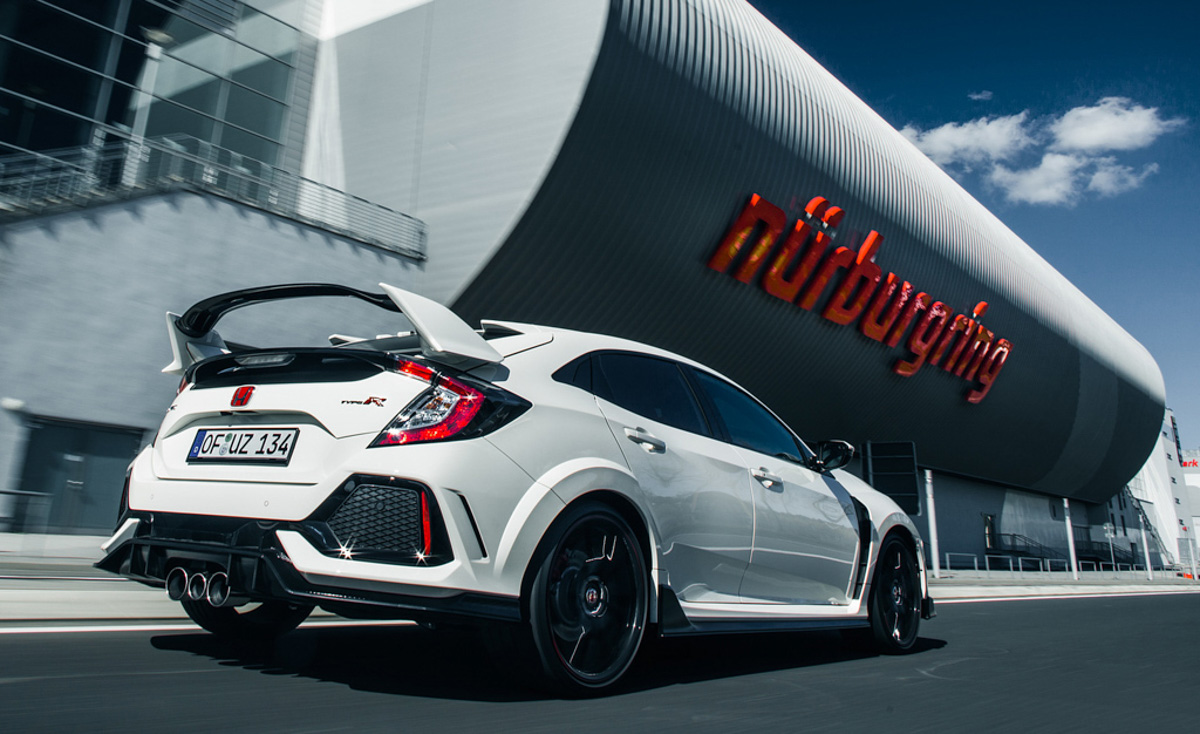 2017/18 Honda Civic Type R 宣布召回,原因超离奇!