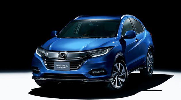 Honda HR-V 日本追加新版本,搭载 VTEC Turbo 引擎!
