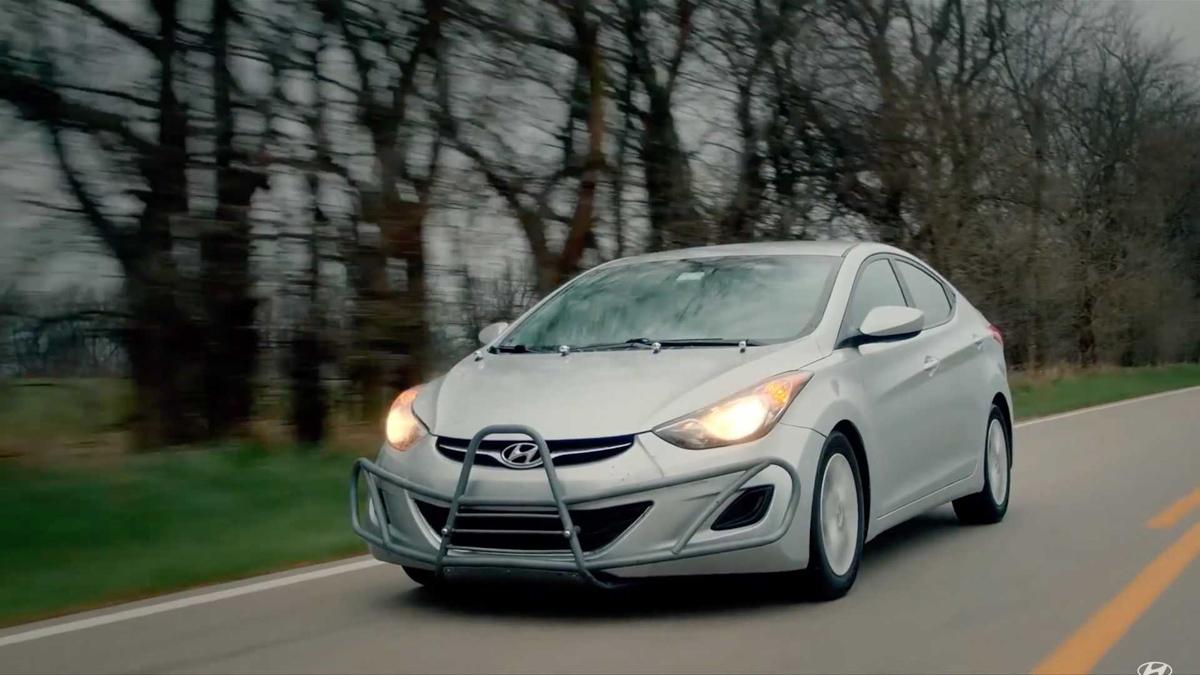 哩数破百万, Hyundai Elantra MD 表示我也很耐操!
