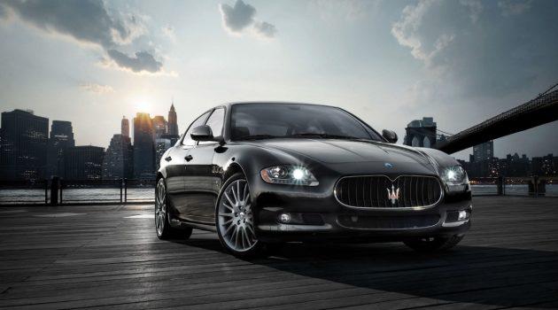 停空地1年被偷剩车壳,车主:忘了自己有辆 Maserati !