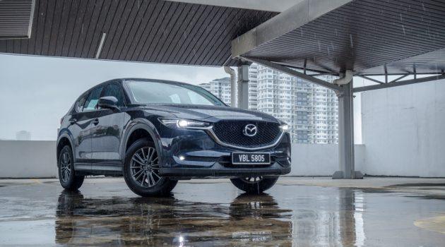 Mazda CX-5 2.0 GLS ,最均衡的原来是它!
