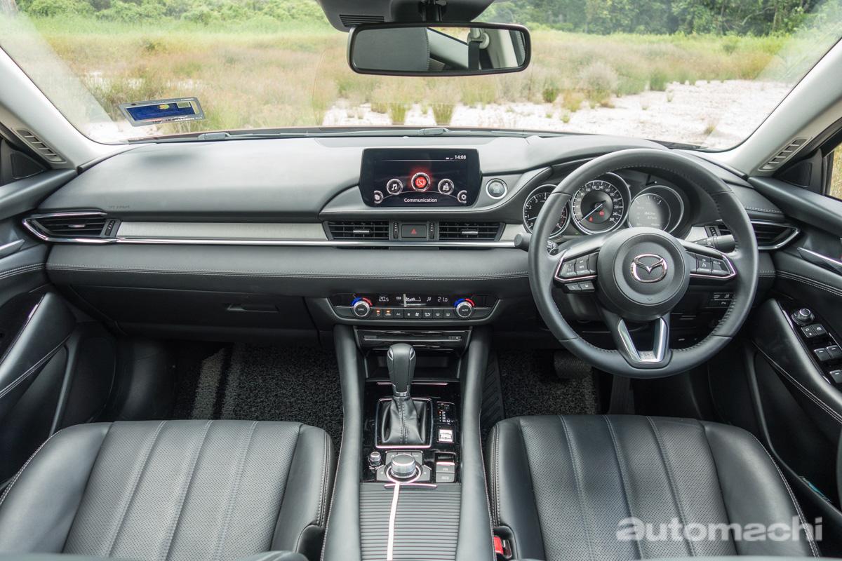 Mazda6 2.5 Skyactiv-G ,美的不止是外貌!