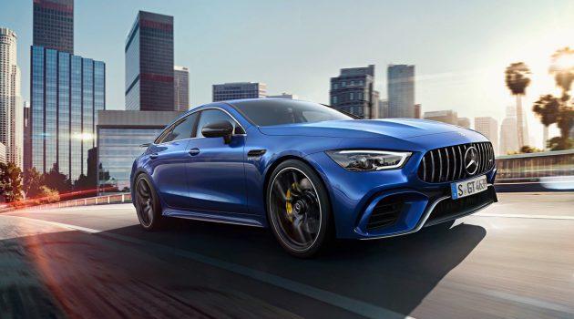 四门车又怎样? Mercedes-AMG GT 63 S 33秒突破 300 km/h 大关!