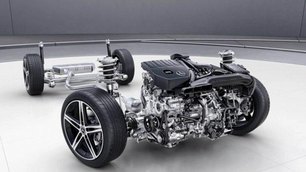 2020 Mercedes-Benz CLA 首个官方预告出炉!
