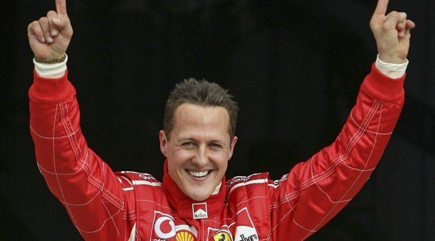 车神醒了? Michael Schumacher 传已无须卧床治疗!