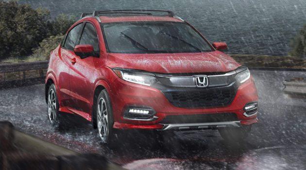 Honda HR-V 中国版确定以1.5涡轮引擎取代1.8 i-VTEC !