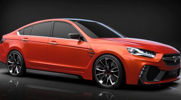 阿兹敏: New National Car Project 原型车明年出炉!