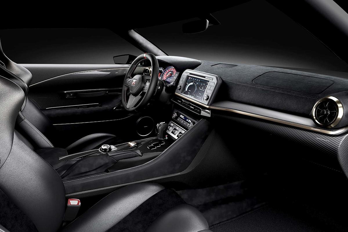 量产版 Nissan GT-R50 登场,限量50台叫价RM 469万!