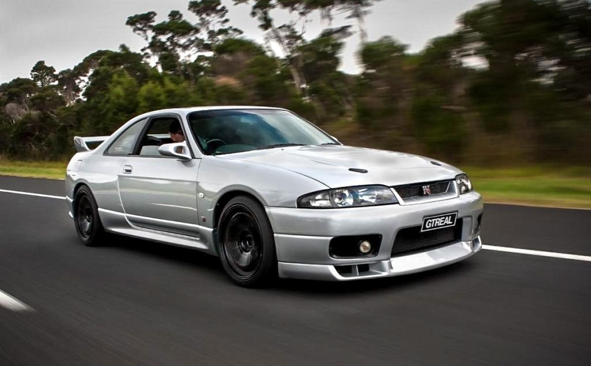 战神不死! Nissan 再产 R33 与 R34 Nissan Skyline GT-R 零件!
