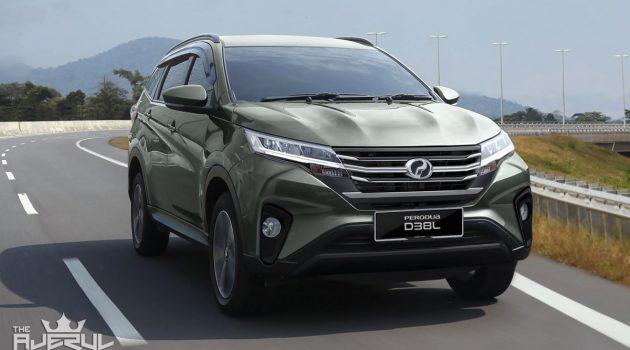 Perodua Aruz 宣传册子流出,售价 RM 72,000 起跳!