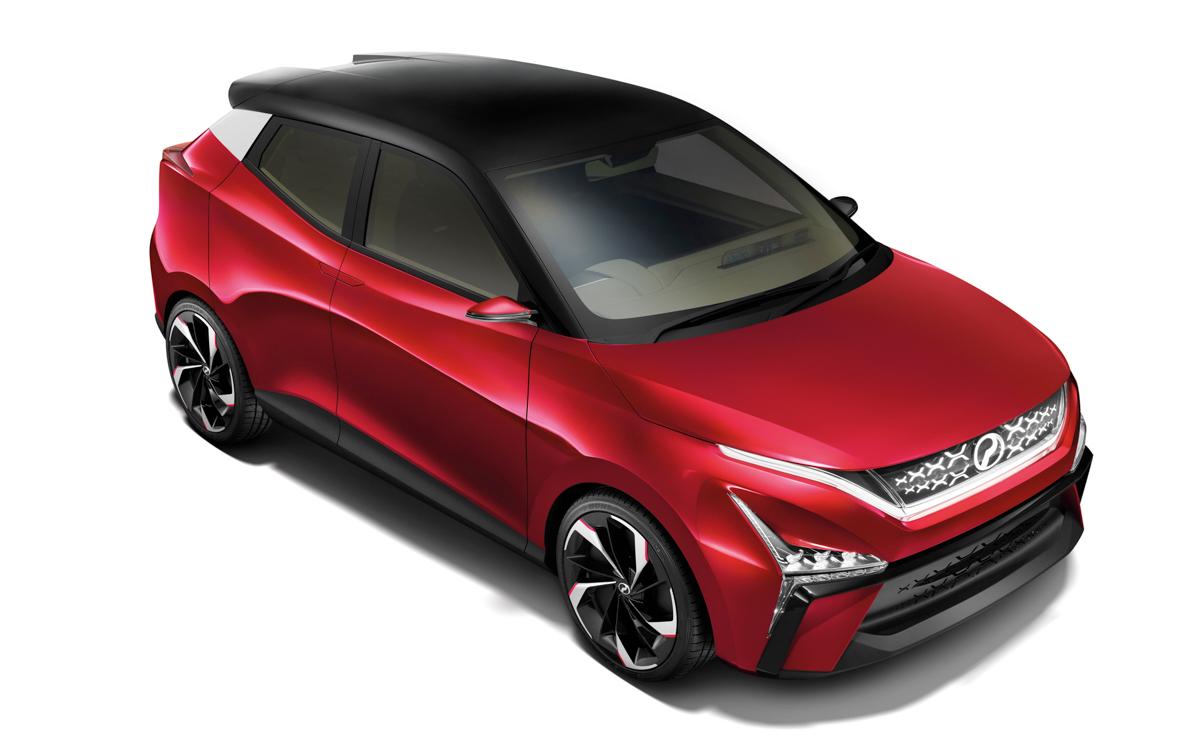 量产化 X Concept , Perodua 明年再推出小型 SUV ?