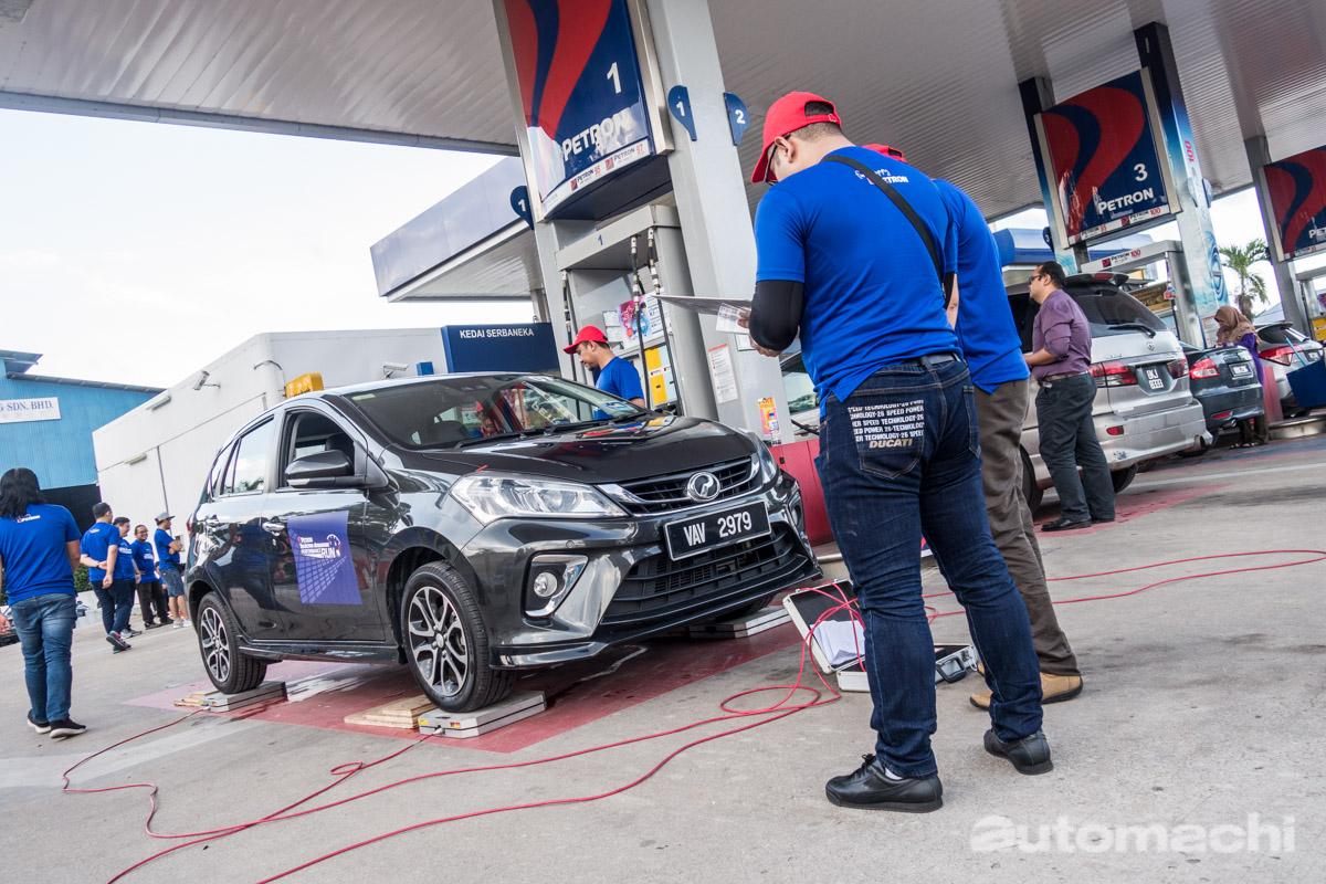 彭亨2日游, Petron Blaze 95 汽油体验!
