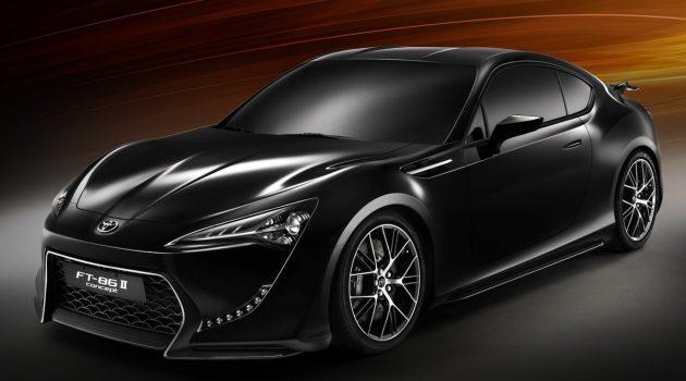 新一代 Toyota 86 改搭混动涡轮,明年东京车展登场?